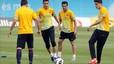 Lopetegui convoca cinc jugadors del Barça
