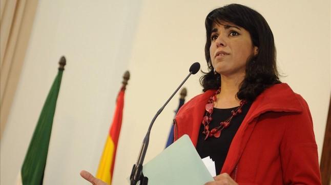 Destituido un alto cargo del PP andaluz por filtrar datos del falso desnudo de Teresa Rodríguez