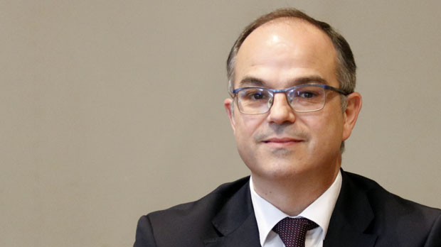 """Turull avisa de que """"España se hunde"""" si colapsa financieramente a Catalunya"""