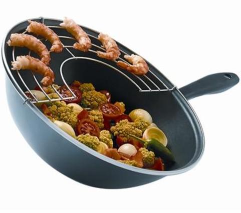 EL PERIÓDICO ofrece un wok para cocinar sano y sabroso