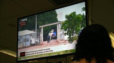 Nova matança de presos en una presó del Brasil amb almenys 33 morts