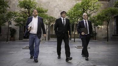 Puigdemont s'inclina per reprendre el camí de la DUI