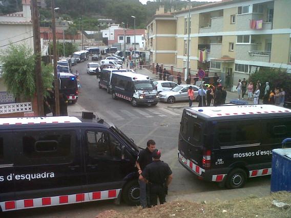 Foro policia ver tema 20 detenidos en una redada for Trabajo en gava
