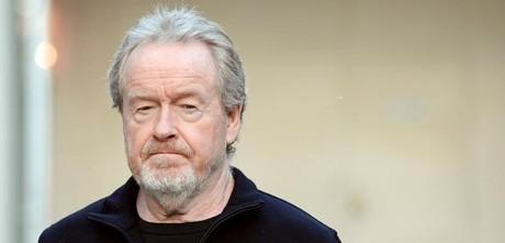 El director británico Ridley Scott, en una imagen del 2008.