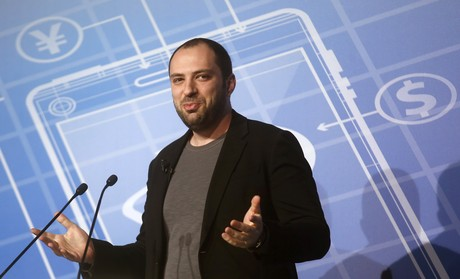 El fundador de WhatsApp Jan Koum.