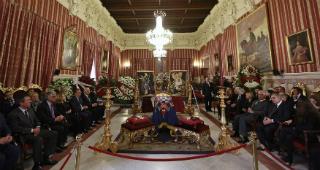 Sevilla llora la muerte de su arist�crata m�s querida