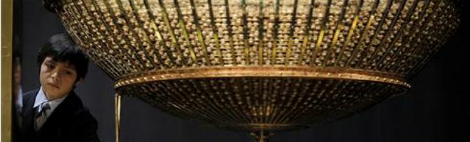 Empieza el sorteo en el Teatro Real de Madrid