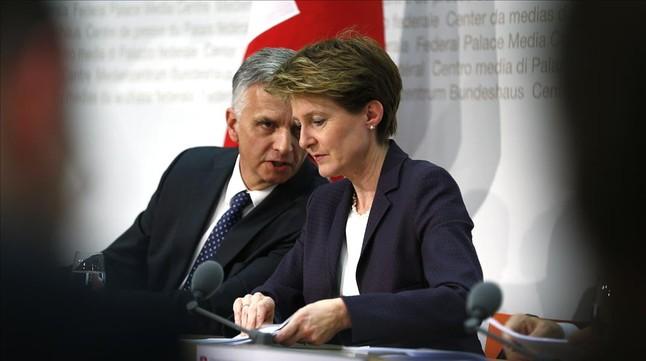 El Gobierno de Suiza propone una ley que limitará la inmigración