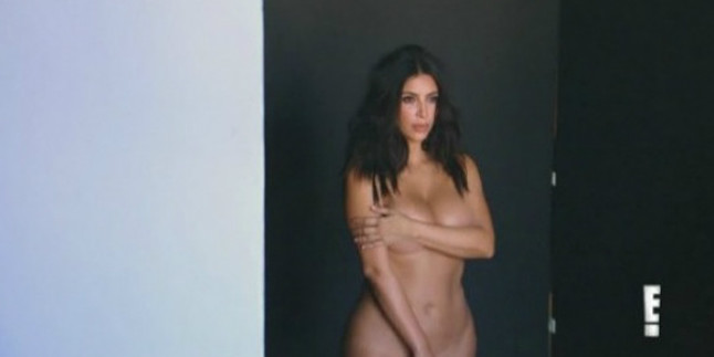 VIDEO: Kim Kardashian se transforma una vez más en