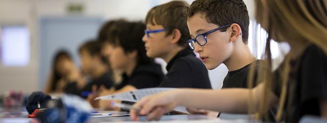 73.000 alumnos se examinan de la prueba de sexto de primaria
