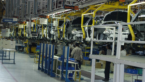 La industria española ha fabricado 222.395 vehículos en enero.