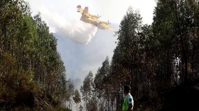 Protecció Civil de Portugal descarta ara que s'hagi estavellat un avió antiincendis