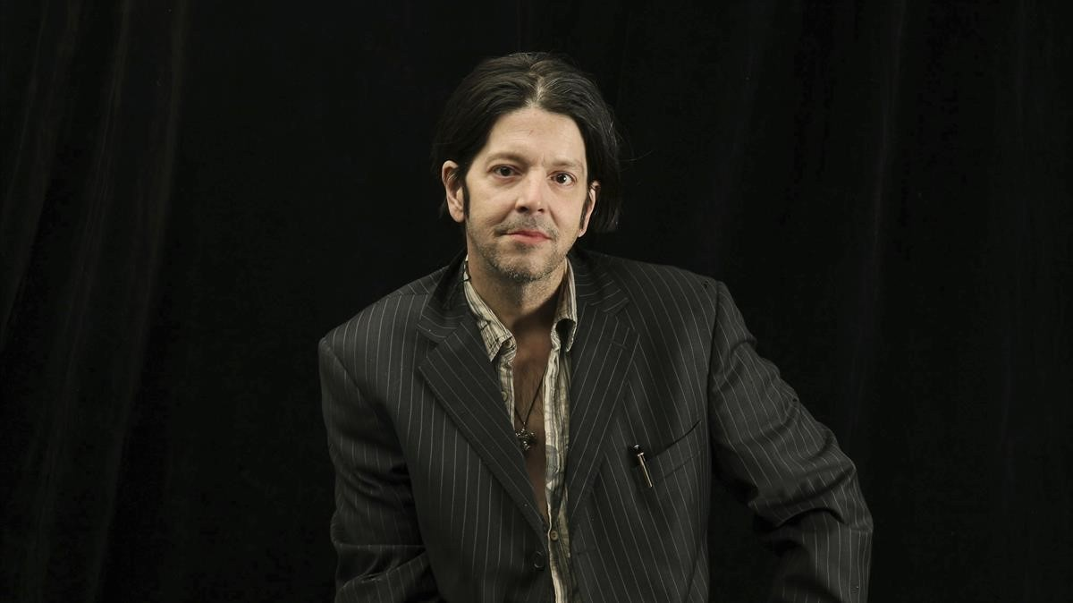 Grant Hart, en una foto de archivo del 2009.