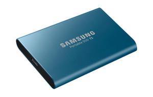 Nuevo disco de almacenamiento portátil de Samsung.