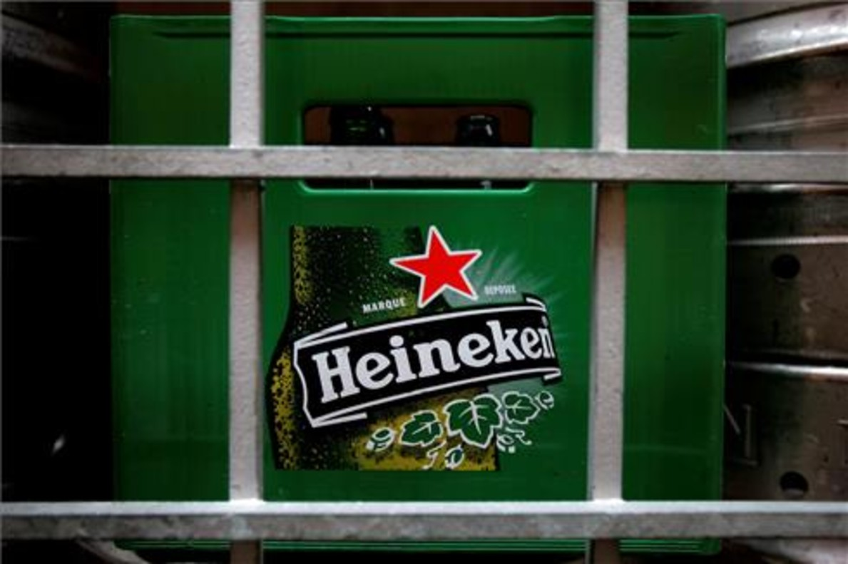 Heineken espa a presenta un ere para 220 empleados for Oficina western union sevilla