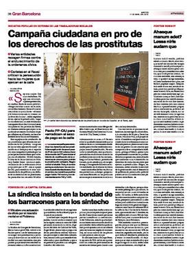 prostitutas en terrassa prostitutas en la zona