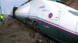 Adif assegura que la locomotora de l'AVE Madrid-Alacant no va descarrilar