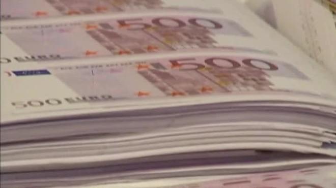 El BCE decideix deixar d'imprimir bitllets de 500 euros