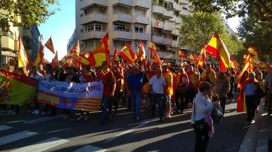 Convocada en Mataró una manifestación por la unidad de España