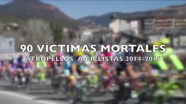 200.000 firmes reclamen una reforma penal que protegeixi els ciclistes