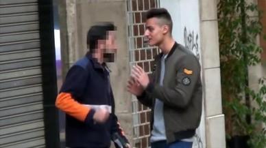 """Confirmada la multa de 30 euros al repartidor que pegó al 'youtuber' del """"caranchoa"""""""