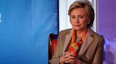 Hillary Clinton culpa de su derrota electoral al FBI, Wikileaks y a los 'hackers' rusos
