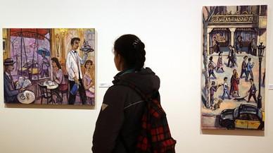 Barcelona promueve el 'shopping' de arte entre sus visitantes