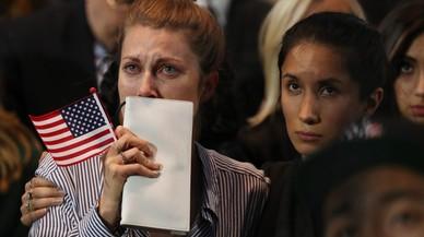 Les dones dels EUA temen una regressió en la presidència de Trump