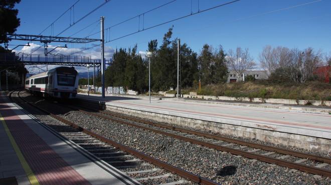 Un noi mor atropellat per un tren a Vila-seca