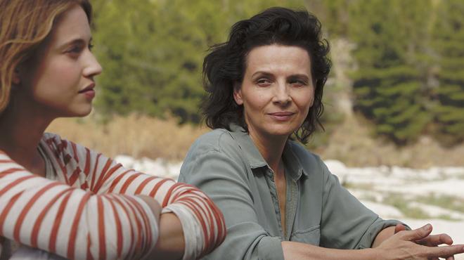 "Juliette Binoche: ""El cos no m'interessa, m'interessa l'ànima"""