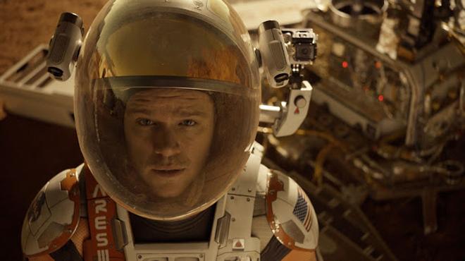 Els Oscars viatgen a Mart