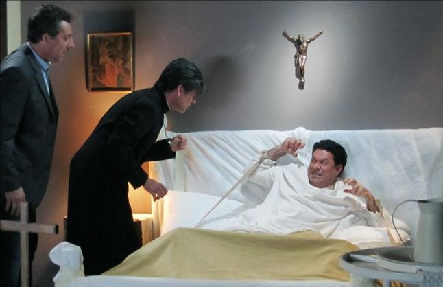 Un caso de exorcismo en 'Crack�via'