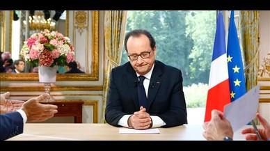 Hollande torna d'urgència a París per l'atemptat de Niça
