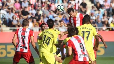 El Girona encaixa una derrota molt dolorosa