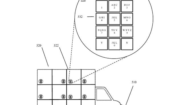 Google patenta entregar paquets en camions sense conductor