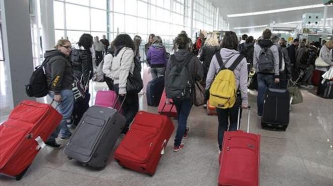 Las aerolíneas ofrecen el 13,4% más de asientos en Barcelona en invierno
