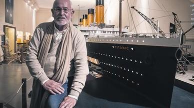 """Jesús Ferreiro: """"Yo habría viajado en la tercera clase del Titanic"""""""