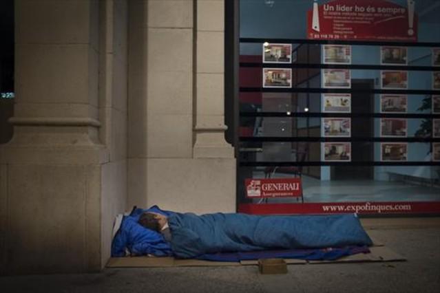 El riesgo de pobreza en España llega al 29,2%, máximo absoluto