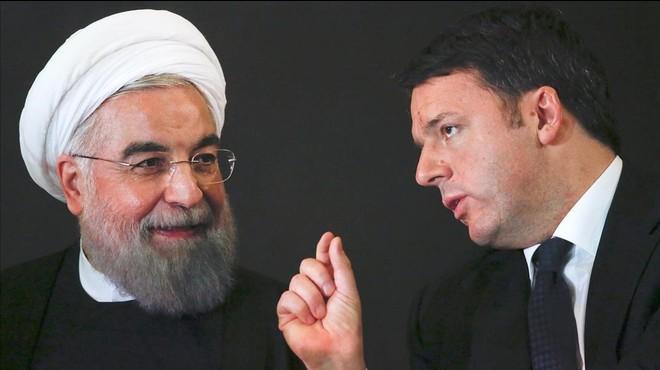 Rouhani obre a Itàlia la gira europea que rehabilita l'Iran després del pacte nuclear