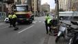 Barcelona registra el nombre més gran d'accidents dels últims nou anys