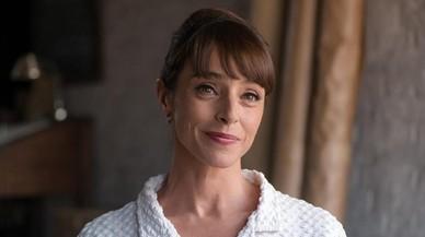 La actriz IngridRubio, que interpreta a Marian en la serie de Antena 3 'Pulsaciones'.