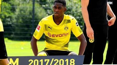 El Dortmund castiga Dembélé