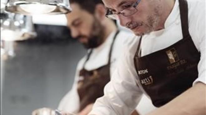 """Andoni Luis Aduriz: """"He vist plorar gent al meu restaurant"""""""
