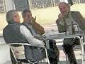 El juez que investiga al presidente de Murcia, de cañas con un dirigente del PP