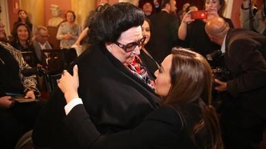 Montserrat Caballé y Mónica Naranjo, unidas por la ópera