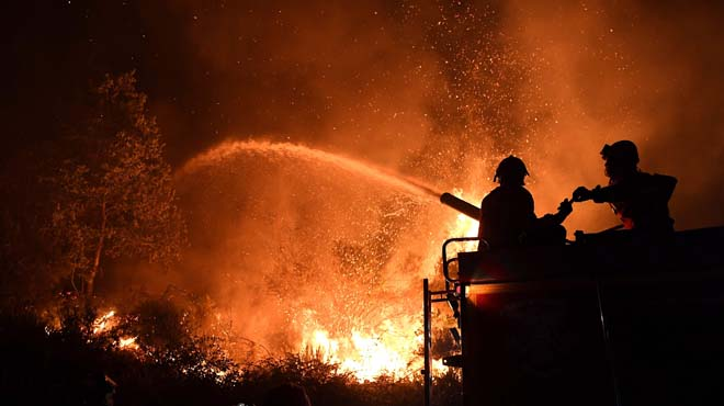 Los bomberos de Portugal dicen ahora que el incendio fue provocado