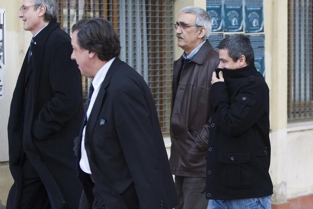 El fiscal pide c rcel para nueve guardias civiles por su for Juzgados martorell