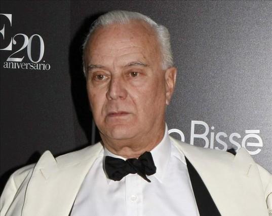 Manolo Blahnik dona el Premio Nacional de Moda a La Palma