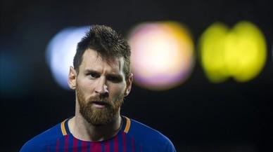 Messi sigue rompiendo barreras