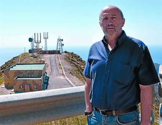 Luis Miguel Marín: «En la mili se hacían amistades para toda la vida»